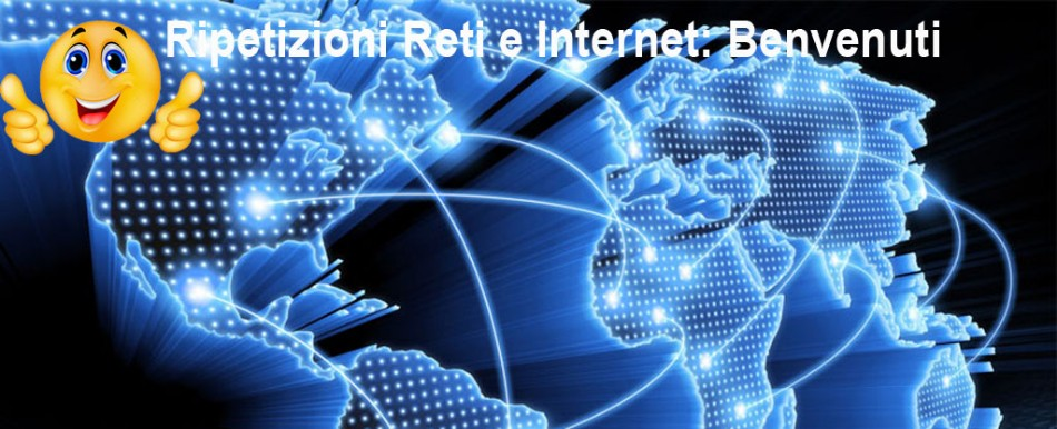 lezioni private reti e internet